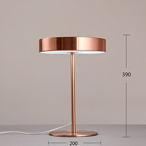 brilife lámparas de mesa modernas con LED, Lámpara de mesa moderna ...