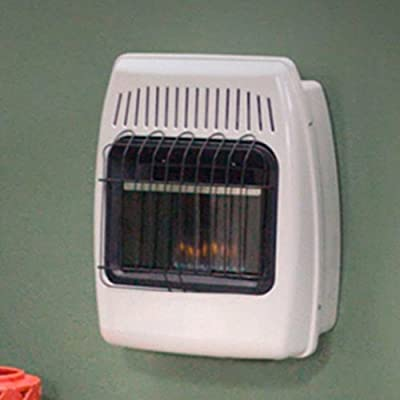 Dyna-Glo Manual Vent-Free Wall Heater