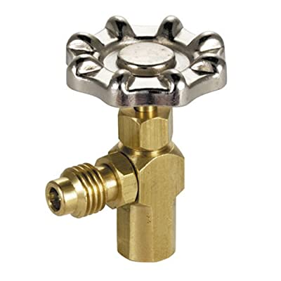 Mastercool 85510 R134a Can Tap Valve-Screw-On Model: Home Improvement