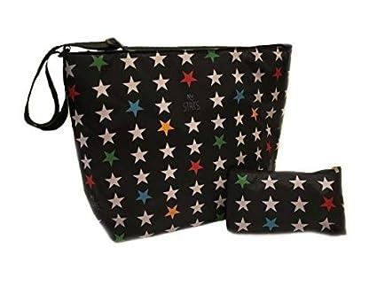 My Bags-Bolsa Carrito Gemelar Bebe Estrellas Negro XL/GEMELAR