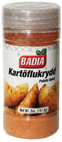 Badia Kartoflukrydd Potato Spice 5 oz (Best Spices For Potatoes)