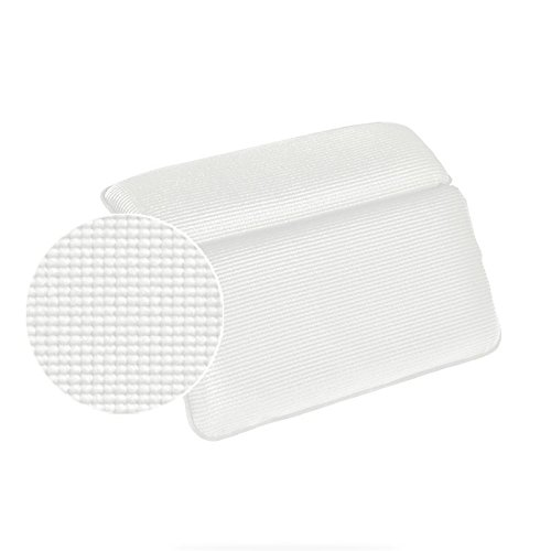 MATAS Neck & Back Non-Slip Cushioned Bath Tub Spa Pillow Suction Cups Great Relaxing by MATAS (Image #3)