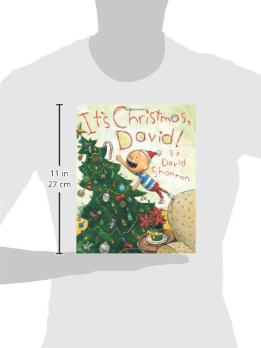 It's Christmas, David! by Blue Sky Press AZ (Image #2)