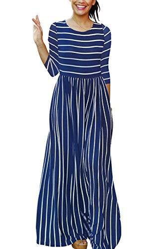 Pleated Long Sleeved Dress - 6
