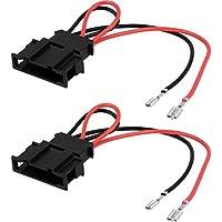 Sound Way 2x Cables adaptadores Enchufe para Altavoces