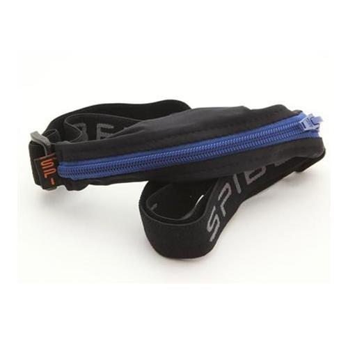 elegante autorizzazione professionale più votato Spibelt - Cintura porta oggetti con zip, colore:nero/blu