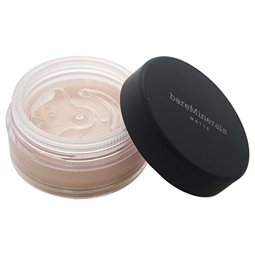 bareMinerals Matte Foundation Broad Spectrum SPF 15 Foundation, Fairly Medium, 0.21 Ounce (Pack of 1)