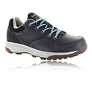 Hi-Tec Wild-Life Lux I Waterproof Women's Walking Shoes - SS18-8 - Black