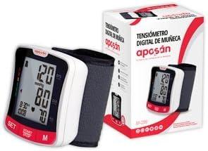 Tensiometro digital de muñeca Aposan