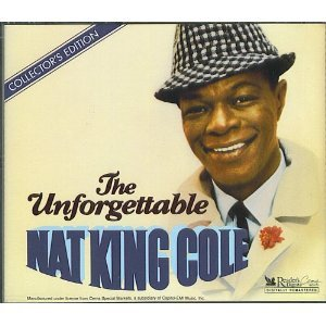 Nat King Cole The Unforgettable Nat King Cole 80 Tracks