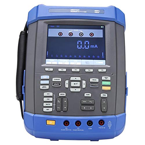 Hantek - Dso1102e 100mhz 2ch 1gsa S Digital Usb Oscilloscope Recorder Dmm C100 240v - Pp-200 Test Hantek Ht306 Dashboard Data Ht25cop 1008 Multimeter Oscilloscop Adapter 20mhz Flash Dso5102p A