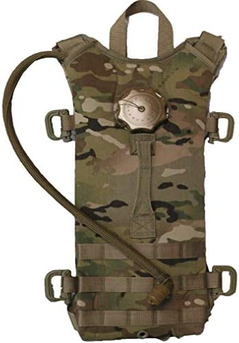 Barbarians Lightweight Military Molle Backpack Tactical Hydration Pack Water Backpack with 3L Bladder