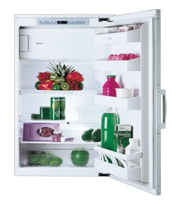 SIBIR Ideal eco Swiss Bajo encimera 154L A++ Blanco - Nevera combi ...