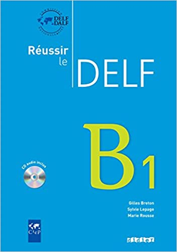 Buy DELF B1 Book with CD - Didier Reussir Book Online at Low