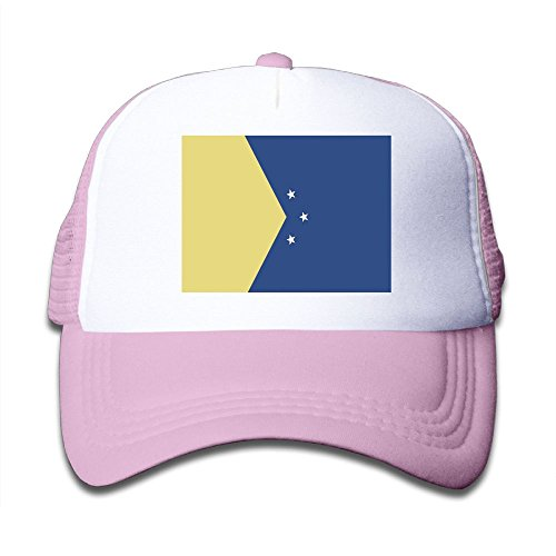 cheap Futong Huaxia Flag Of New Jersey Boy & Girl Grid Baseball Caps Adjustable sunshade Hat For Children free shipping
