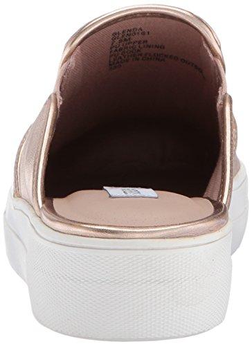 Steve Madden Womens Glenda Fashion Sneaker Oro Rosa