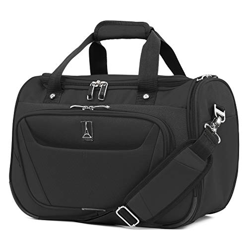 "Travelpro Luggage Maxlite 5 18"" Lightweight Carry-on Under Seat Tote Travel, Black, One Size"