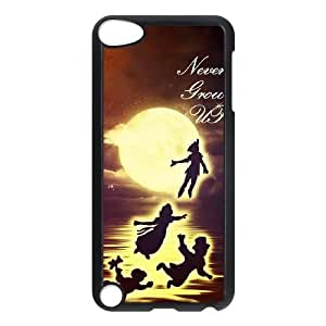 High Quality -ChenDong PHONE CASE- FOR Ipod Touch 5 -Peter Pan - Wouldn't Grow Up-UNIQUE-DESIGH 7