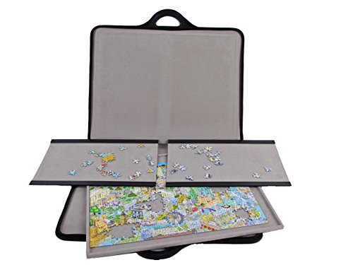 JIGSORT 500 - Jigsaw puzzle case for up to 500 pieces from Jigthings