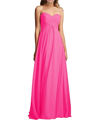 Yougao Sweetheart Chiffon Evening Bridesmaid product image