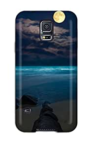 Irene C. Lee's Shop For TashaEliseSawyer Galaxy Protective Case, High Quality For Galaxy S5 Moon Skin Case Cover 4826859K69422968