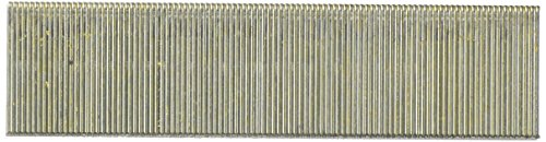 PORTER-CABLE PNS18125 18-Gauge 1/4-Inch Crown Galvanized Staples, 5000-Pack by PORTER-CABLE