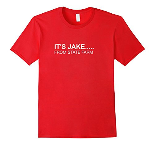 mens-halloween-t-shirt-its-jake-from-state-farm-medium-red