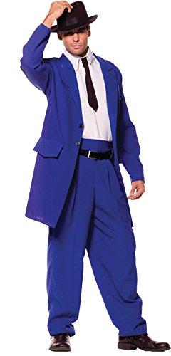 Zoot Suit Costume in Blue ()