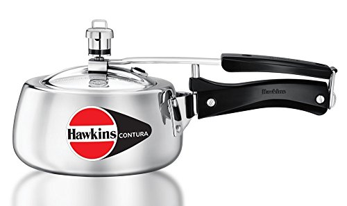 Hawkins M15 Contura Aluminum Pressure Cooker  1 5 Liter