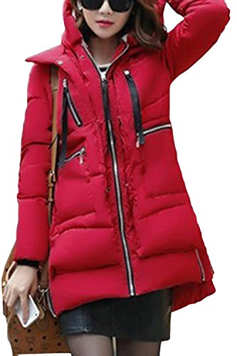L'ASHER Women's Thickened Down Jacket