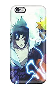 Defender Case With Nice Appearance (nartuo And Sasuke) For Iphone 6 Plus