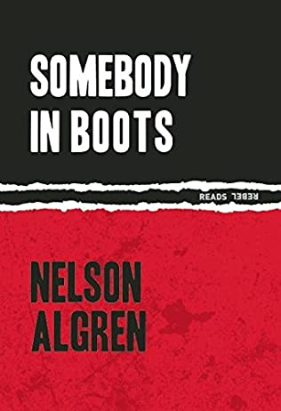 book cover of Somebody in Boots