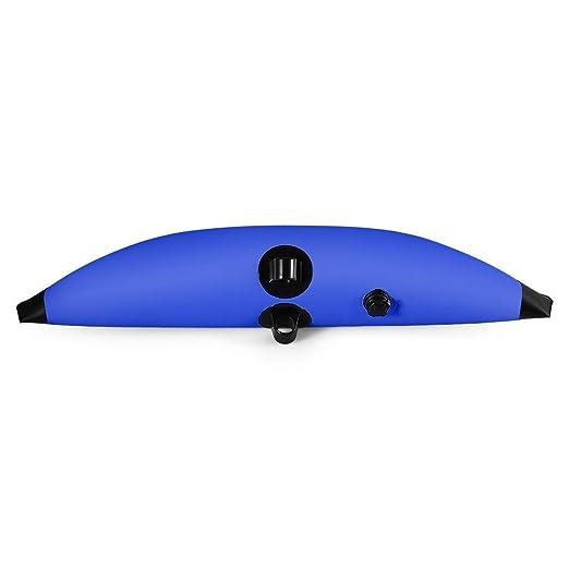 LNNUKc Kayak PVC Inflable Outrigger Kayak Canoa Barco de ...