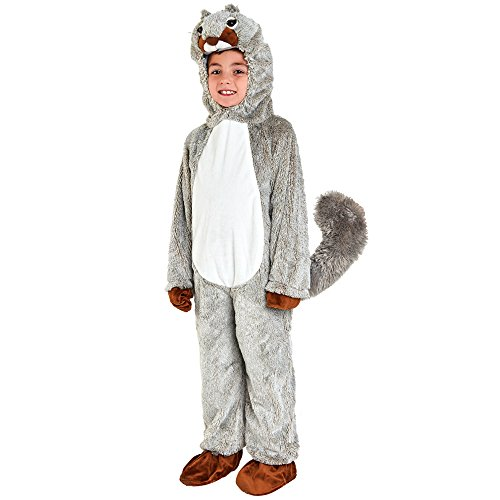 [Toddler Squirrel Halloween Costume (Size: 2-4T)] (Squirrel Halloween Costume)