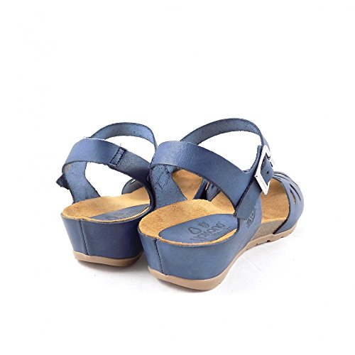 YOKONO Blu Blue Blue Donna Sandali UrwqUF