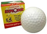 Trick Exploding Golf Ball Prank-gag