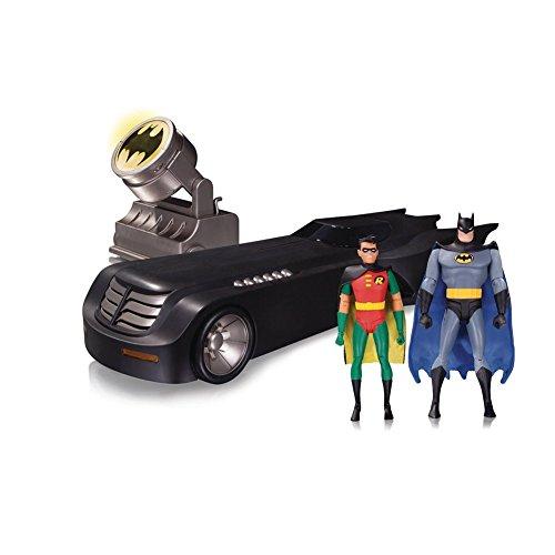 DC Collectibles Batman Animated Batmobile