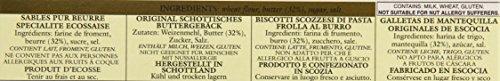 Walkers Shortbread Fingers, 2-Count Cookies Packages (Pack of 24)