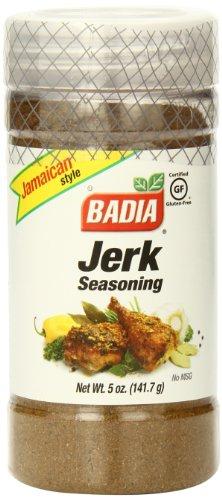 Badia Jerk Seasoning, 5 Ounce (Pack of 12)