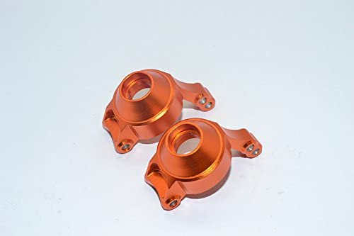1Pr Orange Tamiya DT-03 Upgrade Parts Aluminium Rear Knuckle Arm