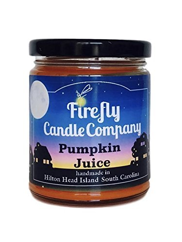 Pumpkin Juice Soy Candle- Harry Potter Inspired Soy Candle 8oz