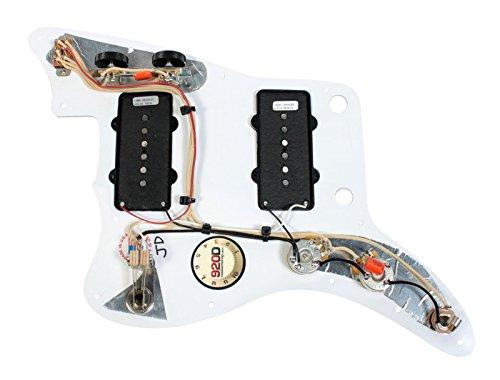 920D Custom Shop Fender Jazzmaster Loaded Pickguard Seymour Duncan SJM-1 PA/AW