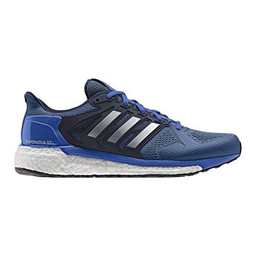Adidas Supernova St M, Chaussures de Tennis Homme, Bleu (Azubas/Plamet/Azul), 49 EU