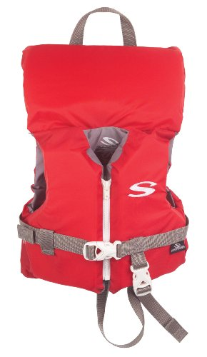 Stearns Handles - Stearns Infant Classic Series Vest, Red