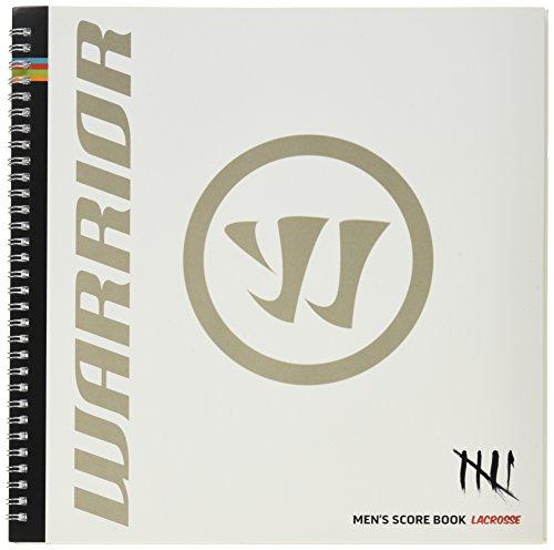 - WARRIOR Men's Score Book