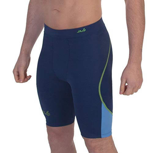 Sub Sports Mens Compression Shorts Running Base Layer Sweat Wicking Stretch -M