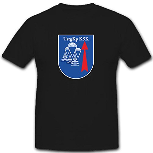 T-shirt Commando Unit - UstgKp KSK Support Company Bundeswehr Special Unit Commando