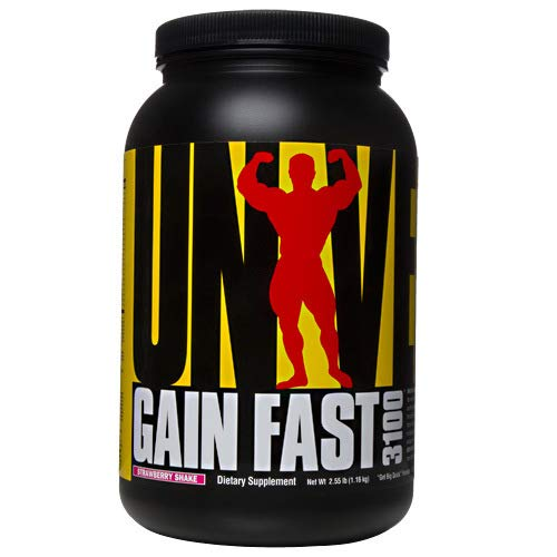 Universal Gain Fast 3100 Strawberry 2.55 lbs