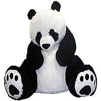 HUG 'n' FEEL SOFT TOYS 3 feet Long Soft Lovable hugable Cute Xtra Large Teddy Bear Panda (Best for Someone Really Special) 90 cm