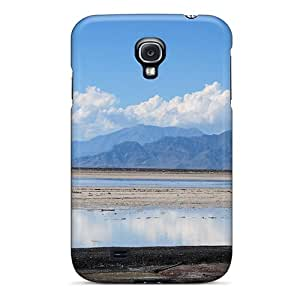 Melivera Fashion Protective Great Drying Lake Case Cover For Galaxy S4